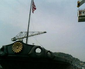 念願の戦艦大和