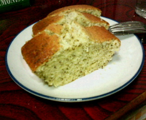 次はパウンドケーキ